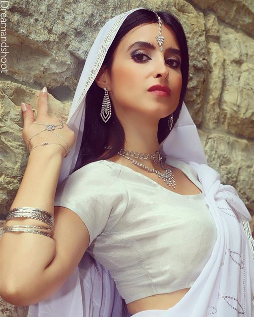 Indian princess new photoshoot story by @adham_mayas @sylamc ... (Beiteddine Palace)